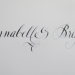 Copperplate Schriftmuster