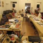 Workshop mit Ungaren